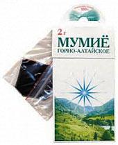 Мумио от Горен Алтай