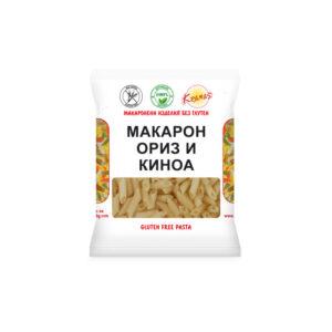 """Макарони ориз и киноа """"Крамас"""" 250гр"""