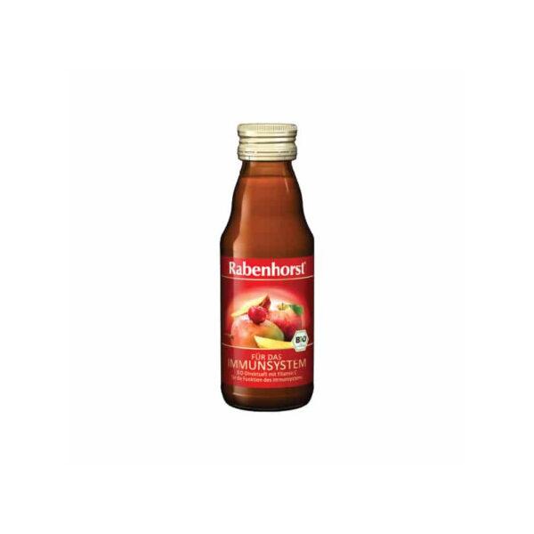 Натурален сок имунитет БИО Rabenhorst 125мл