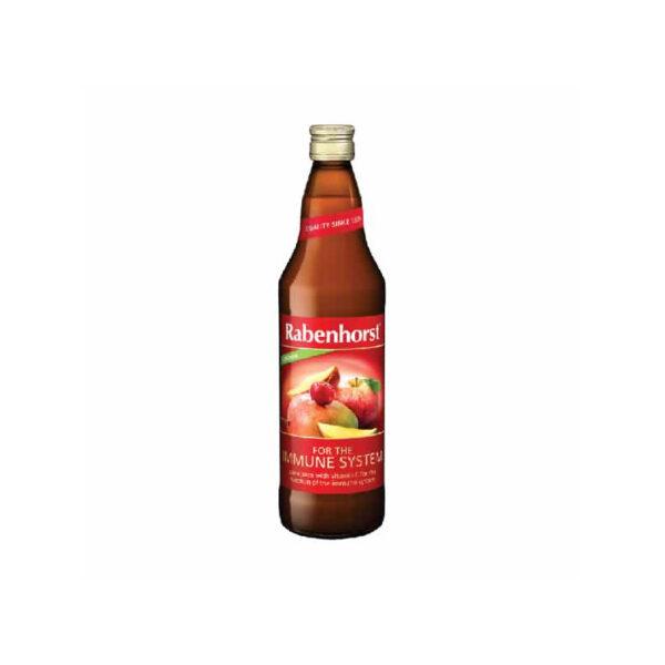 Натурален сок имунитет БИО Rabenhorst 750мл