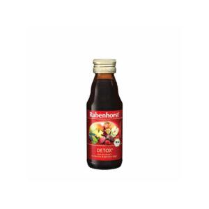 Натурален сок детокс БИО Rabenhorst 125мл