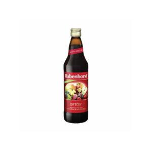 Натурален сок детокс БИО Rabenhorst 750мл