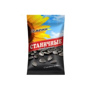 Слънчогледови семки Станичные 150 гр