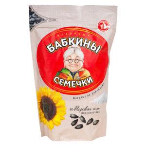 Слънчогледови семки Бабкины семечки 300 гр