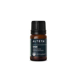 Масло от Салвия - Етерично Alteya Organics БИО 5мл
