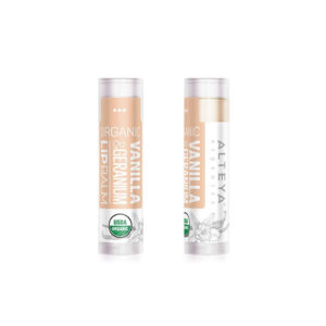 Балсам за устни Ванилия и Гераниум Alteya Organics БИО 5гр