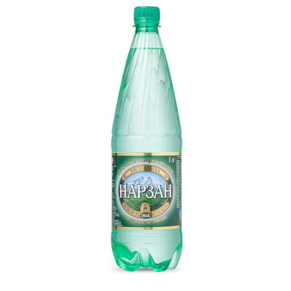 Нарзан газирана минерална вода 1л