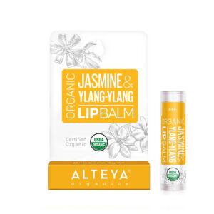 Балсам за устни Жасмин и Иланг-Иланг Alteya Organics БИО 5гр