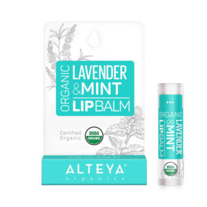 Балсам за устни Лавандула и Мента Alteya Organics БИО 5гр