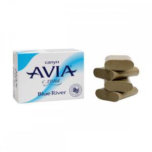 Сапун с хума Blue River АВИА 4*25гр